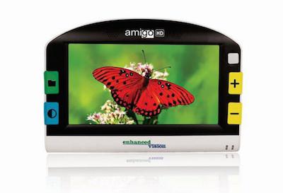 Amigo HD Handheld Magnifier