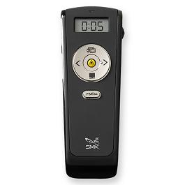 Wireless Stopwatch Presenter with Laser Pointer