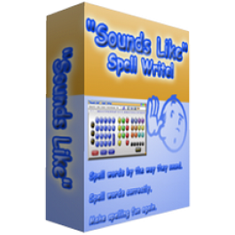 """Sounds Like"" - Spell, Write!"