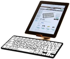 Large Print Bluetooth Mini Keyboard