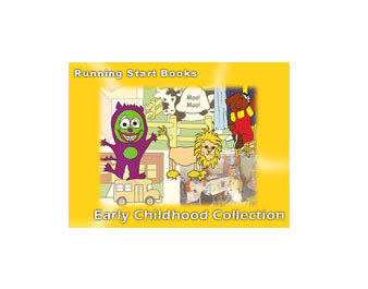 Running Start Books - Early Childhood
