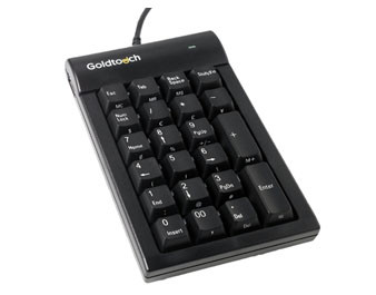 Goldtouch Numeric Keypads