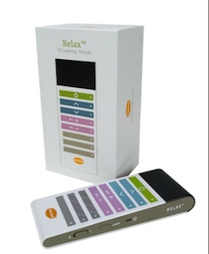 Relax Accessible IR Learning Remote
