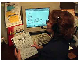 MathTalk Scientific Notebook v5.5
