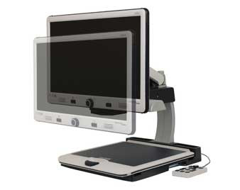 Merlin Elite – HD Video Magnifier with Text-to-Speech
