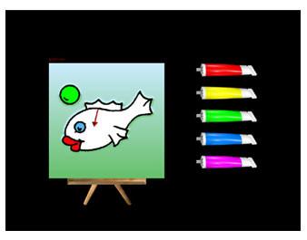 Scan & Paint