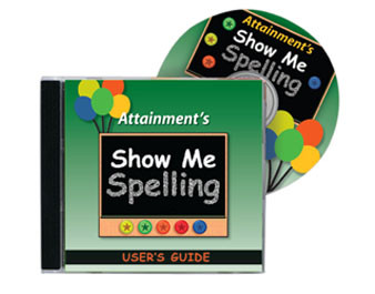 Show Me Spelling