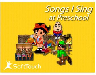 Songs I Sing in Preschool