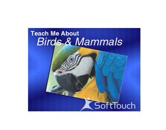 Teach Me About Birds & Mammals