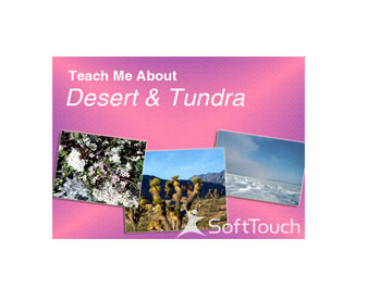 Teach Me About Desert & Tundra