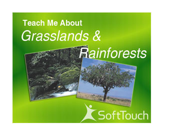 Teach Me About Grasslands & Rainforests