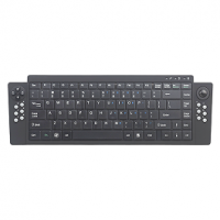 VersaPoint Rechargeable Wireless Media Keyboard
