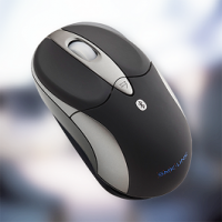 Rechargeable Bluetooth Notebook Mouse