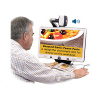 DaVinci All-in-One HD Video Magnifier with Text-to-Speech
