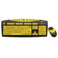 Large Print Wireless Keyboard