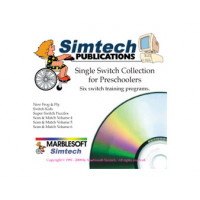 Single Switch Collection for Preschoolers