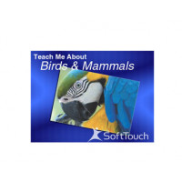 Teach Me About Birds & Mammals