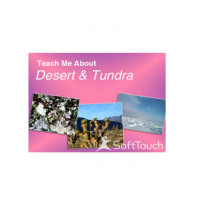 Teach Me About Desert & Tundra