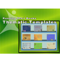 Running Start Books - Thematic Templates